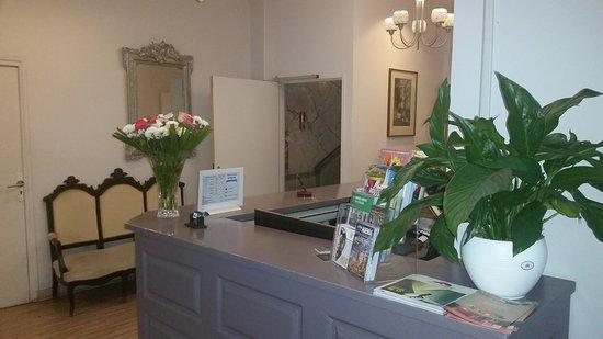 Hotel de France: accueil