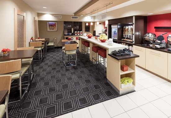 College Station, Teksas: Breakfast Area