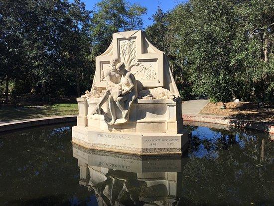 Murrells Inlet, Carolina del Sur: Beautiful day at Brookgreen gardens