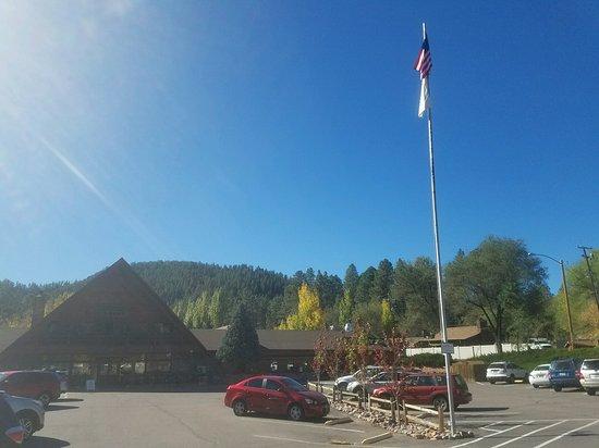 Kohl's Ranch Lodge: 20161018_095433_large.jpg