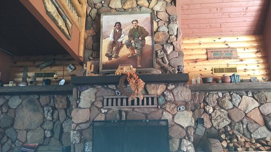 Kohl's Ranch Lodge: 20161017_135151_large.jpg