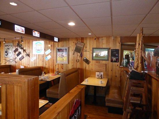Mount Carmel, Γιούτα: Thunderbird Restaurant