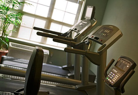 Sterling Heights, Μίσιγκαν: Fitness Center