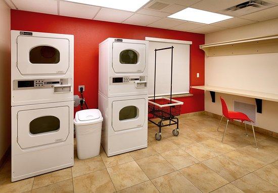 Sierra Vista, Arizona: Guest Laundry