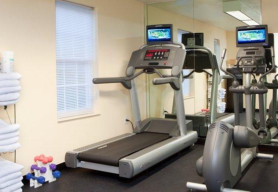 Norcross, GA: Fitness Center