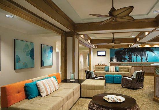 Marriott's BeachPlace Towers: Lobby