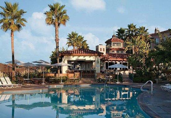 Marriott's Newport Coast Villas: Outdoor Pool