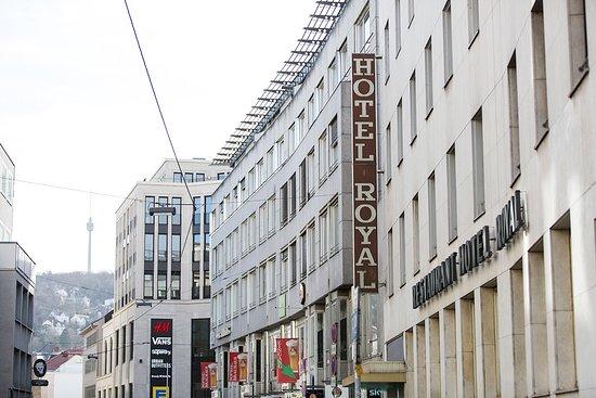 Hotel Royal: Sophienstraße