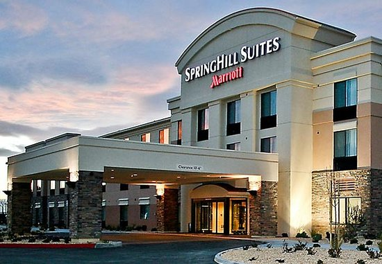 SpringHill Suites Lancaster Palmdale