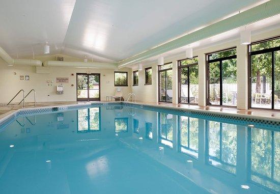 พีโอเรีย, อิลลินอยส์: Indoor Pool