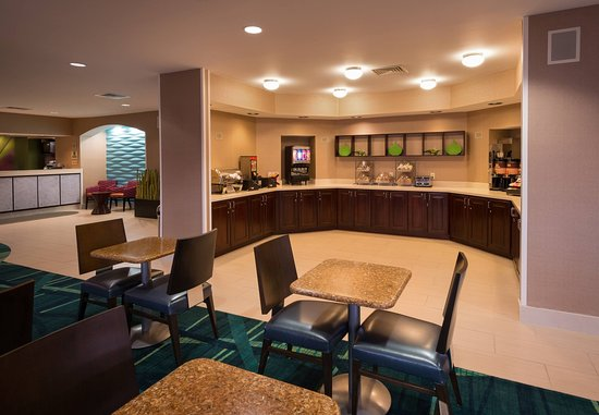 Bolingbrook, Ιλινόις: Breakfast Area