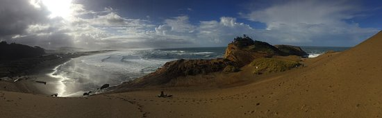 Pacific City, OR : Cape Kiwanda - Beautiful