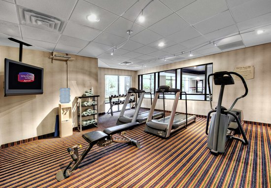 Milford, CT: Exercise Room