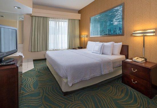 Bel Air, Мэриленд: King Whirlpool Suite