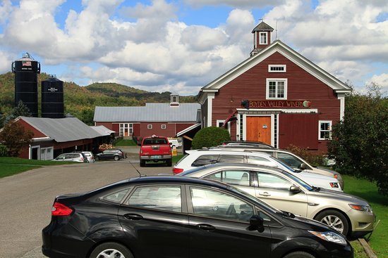 Cambridge, VT: The winery