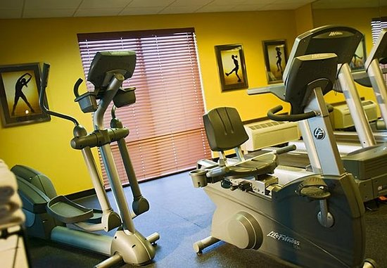 Eden Prairie, MN: Fitness Center