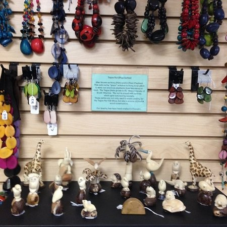 Cobleskill, NY: Handmade Jewerly & Figurines...Carved from Tagua