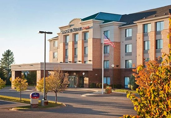 ‪SpringHill Suites Minneapolis West/St. Louis Park‬