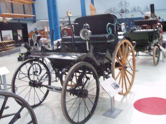 Danish Museum of Science and Technology: Hammelbilen, Danmarks første bil