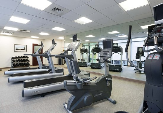 Fishers, IN: Fitness Center