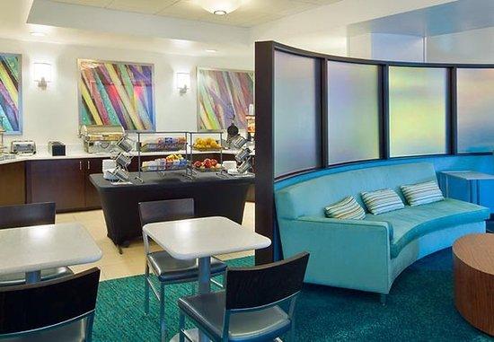 ฮิลส์โบโร, ออริกอน: Breakfast Bar & Seating