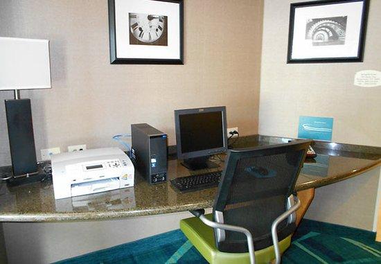 Morgantown, WV: Business Center