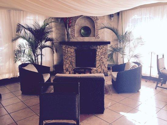 Valle Escondido Resort Golf & Spa: Lobby de Restaurante