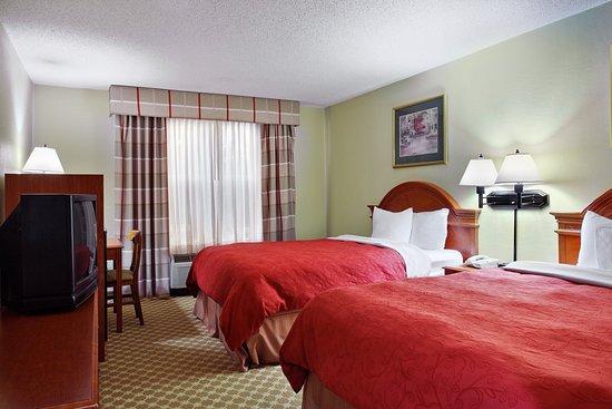 Matthews, Северная Каролина: CountryInn&Suites Charlotte  GuestRoomDbl