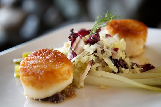 Stevenson, WA: Skamania Dining Scallops App