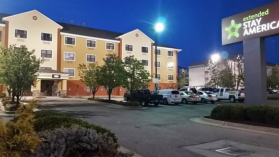 Extended Stay America - Cincinnati - Covington: Extended Stay America
