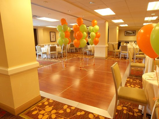 Chevy Chase, MD: Party Dance Floor