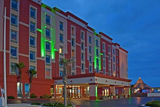 Holiday Inn Corpus Christi - N. Padre Island: Hotel Exterior
