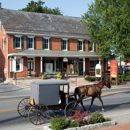 Intercourse, Pensilvania: The Old Country Store is in the heart of Amish Country in Lancaster County, PA.