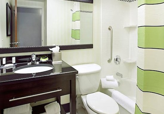 Beachwood, Οχάιο: Guest Bathroom