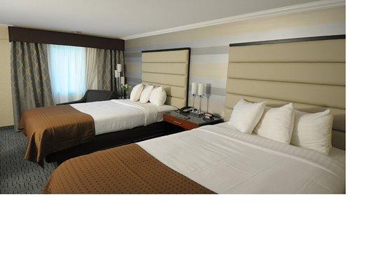 Plainview, estado de Nueva York: Double Bed Guest Room