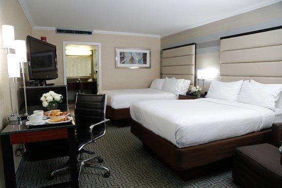 Plainview, estado de Nueva York: Double Bed Room