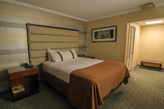 Plainview, NY: Comfortable, Clean, Crisp - Queen Bed Guest Room