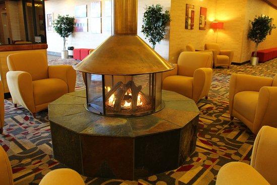 Лейквуд, Колорадо: Hotel Lobby