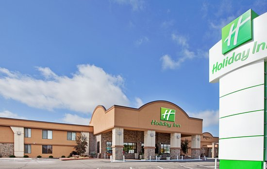 Holiday Inn Kearney: Located Just Off I-80 Exit 272