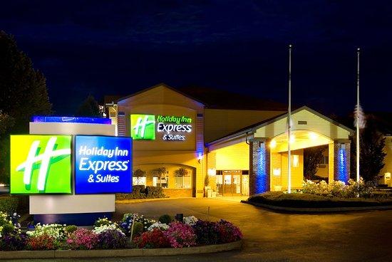 สปริงฟิลด์, ออริกอน: Holiday Inn Express Eugene/Springfield