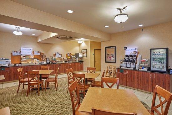Springfield, Орегон: Breakfast Area