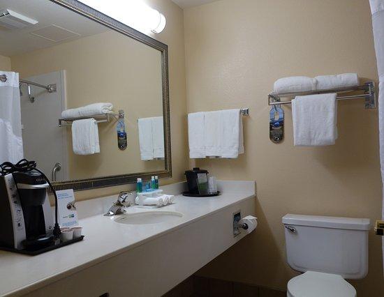 Springfield, Oregón: Guestroom Bathroom