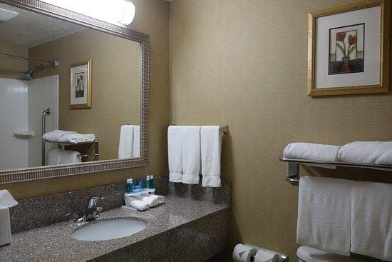 Σπρίνγκφιλντ, Όρεγκον: Guestroom Bathroom