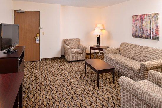 Saint Croix Falls, WI: Guest Room