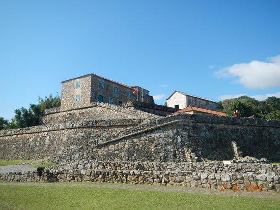 Jurere, SC: Fortaleza de São José da Ponta Grossa