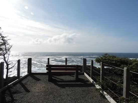 Ucluelet, Canadá: This was one of my fave spots to stop