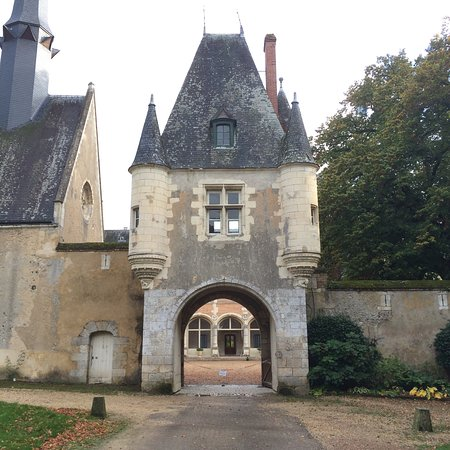 Oizon, France : Chateau de la Verrerie