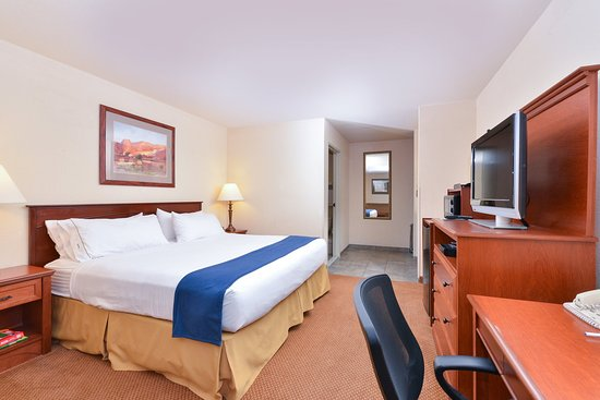 Holiday Inn Express Farmington (Bloomfield): Wheelchair Accessible