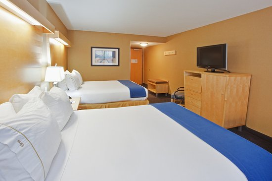 Holiday Inn Express & Suites Modesto-Salida: Queen Bed Guest Room