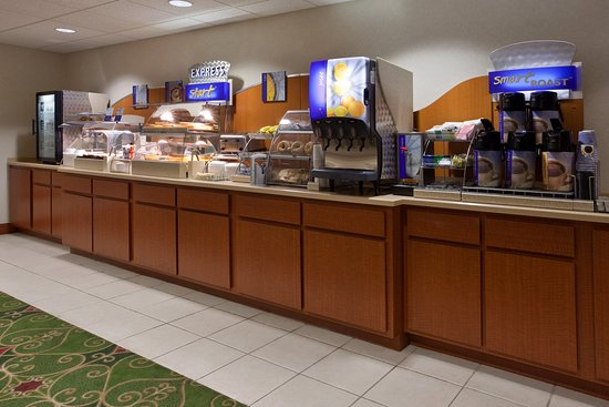 Monaca, Pensilvanya: Breakfast Bar